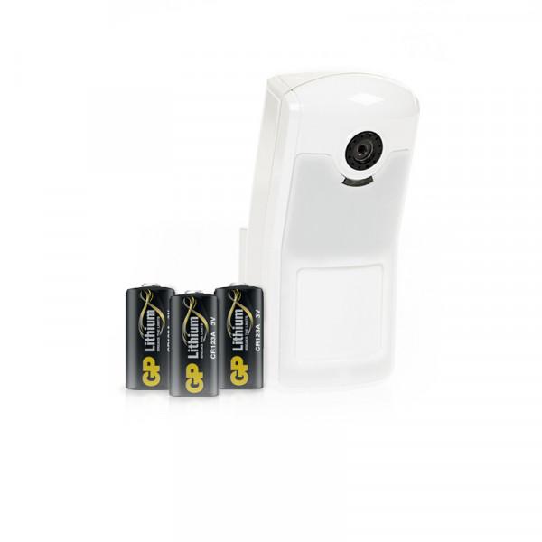 Batteri, Kameradetektor m/nattsyn, IR, Domonial