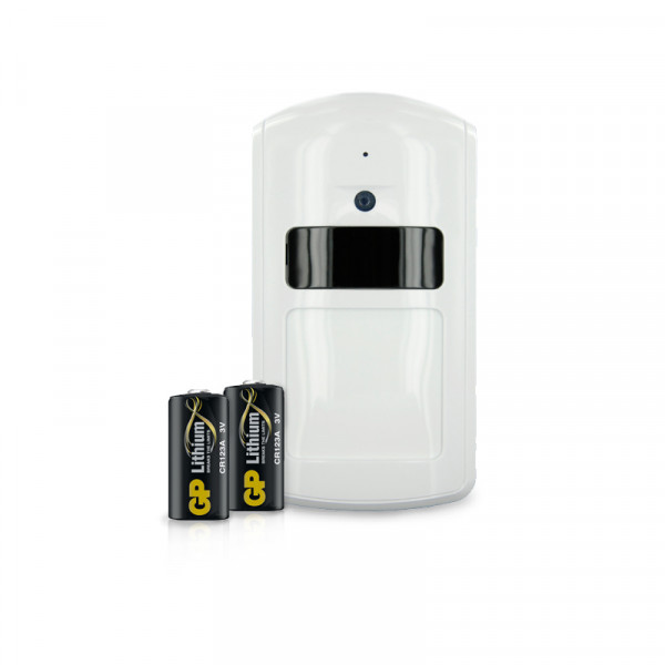 Batteri, Kamera IR - Nattsyn (farge), Domonial