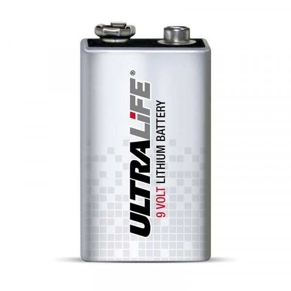 Batteri 9V Ultralife