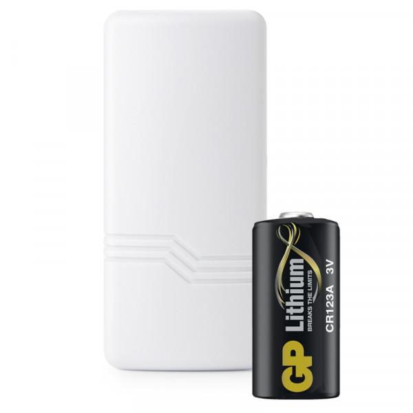 Batteri, Sjokksensor, Domonial